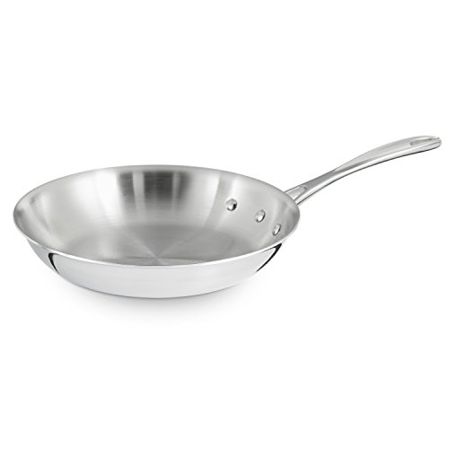 Calphalon 1948233 Signature Stainless Steel Omelet Pan 12