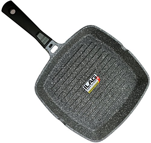 Coninx Grill Pan With Detachable Handle 100 Pfoa Free