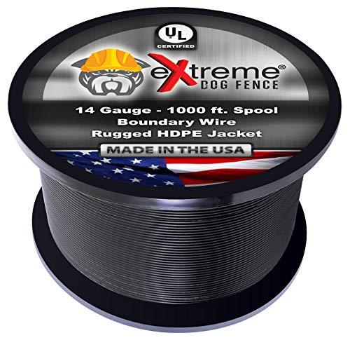 100ft Roll 14 Gauge Solid Core Heavy Duty Professional