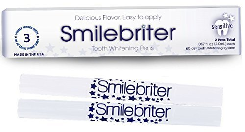 Smilebriter Teeth Whitening Gel Pens Carbamide Peroxide